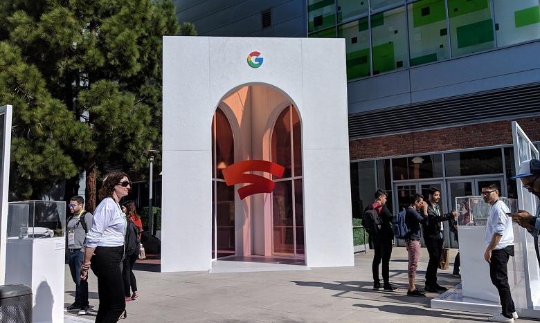 Google выйдет на новый рынок с сервисом Stadia