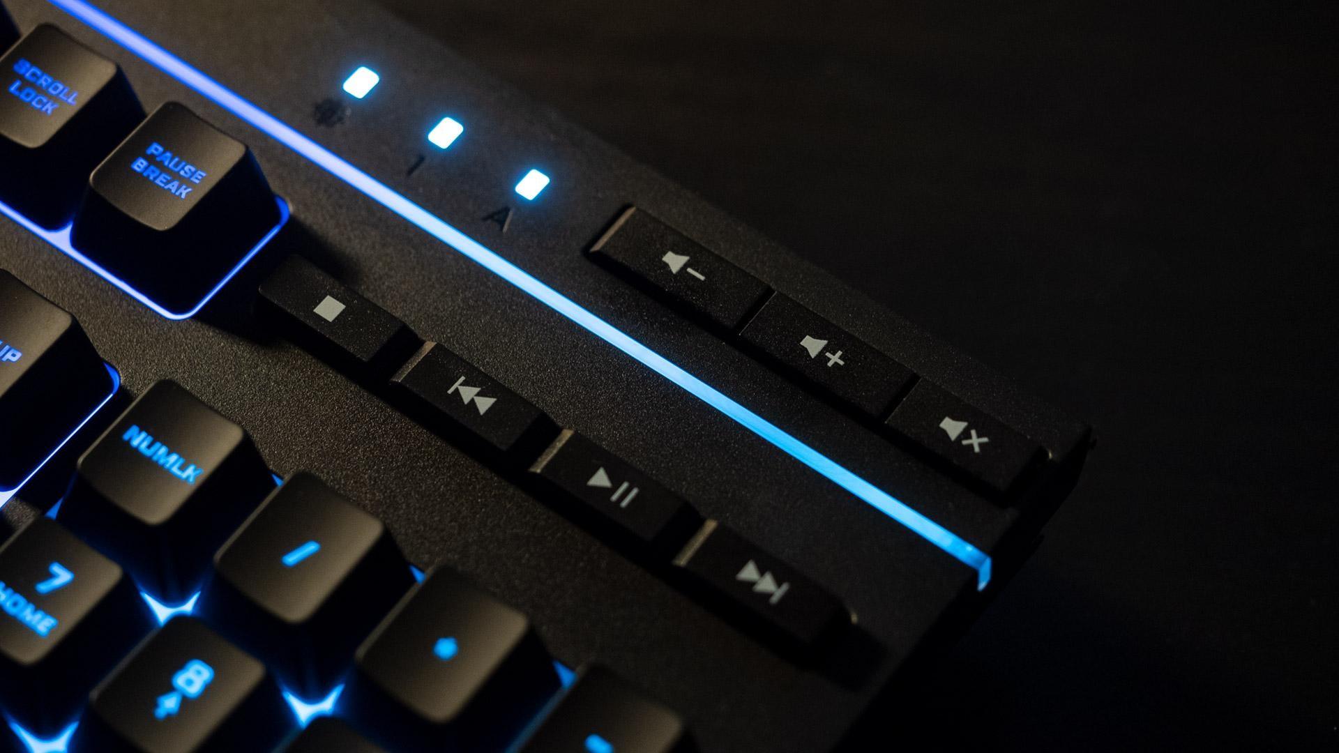HyperX Alloy CORE – когда мембранка может в игры - 8