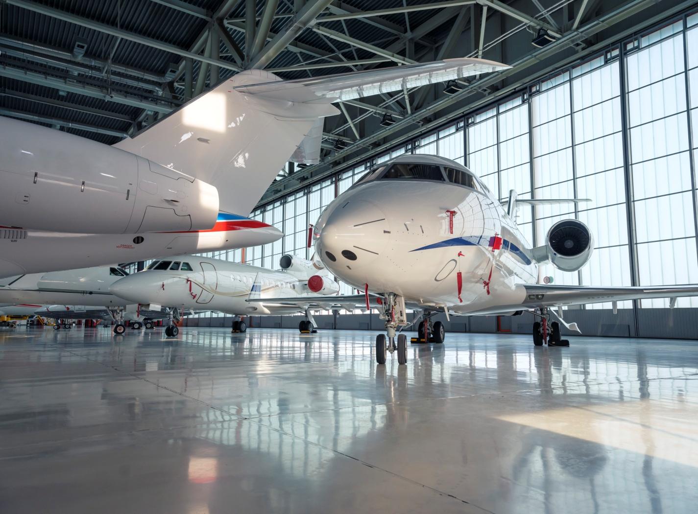Как работает бизнес-авиация в России (центры FBO) - 3