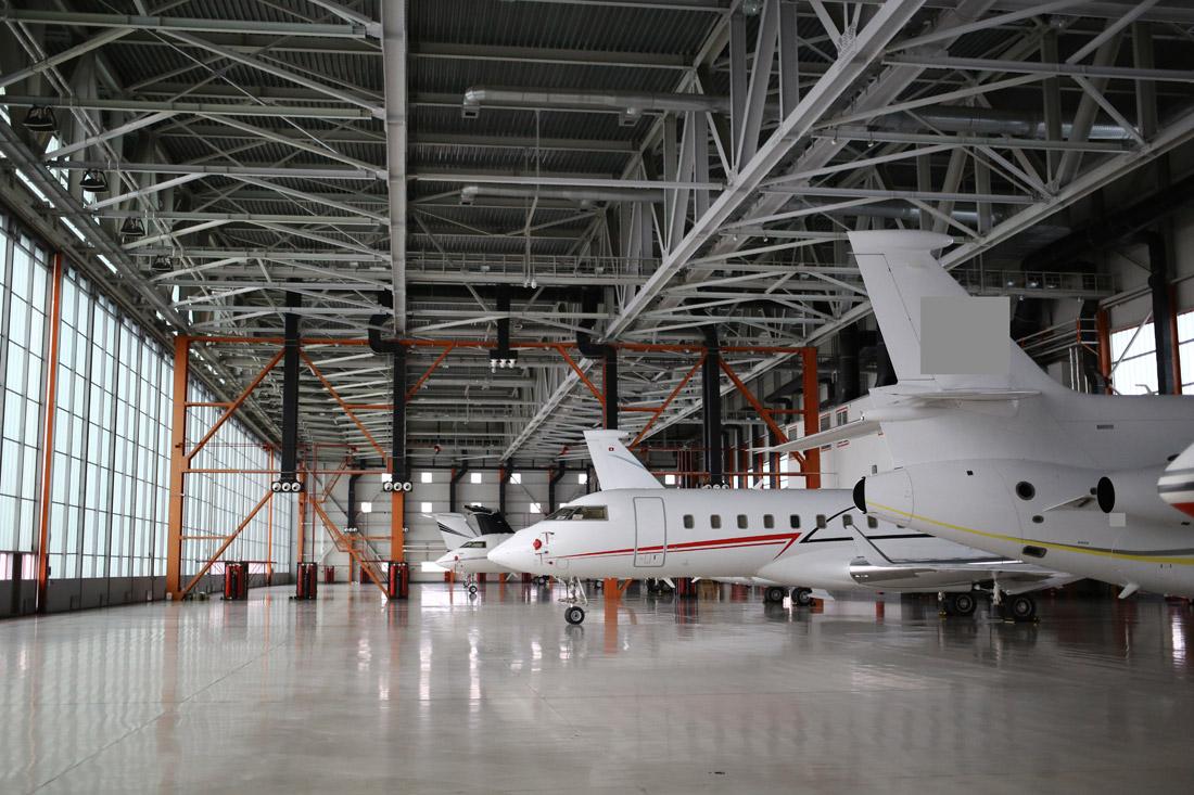 Как работает бизнес-авиация в России (центры FBO) - 6