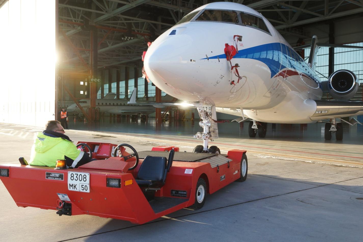 Как работает бизнес-авиация в России (центры FBO) - 8