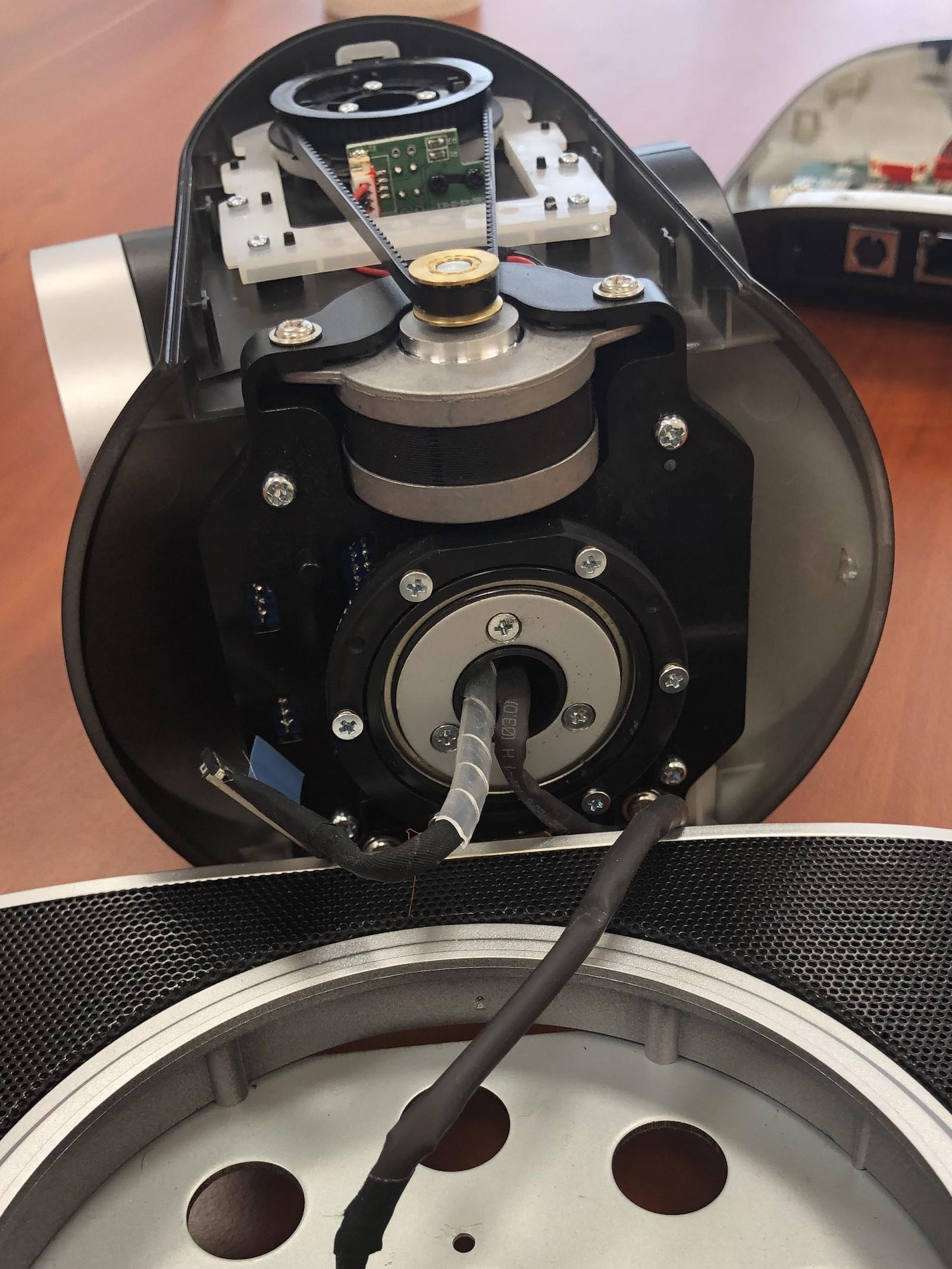 Разбор PTZ-камеры: что внутри и как это работает - 19