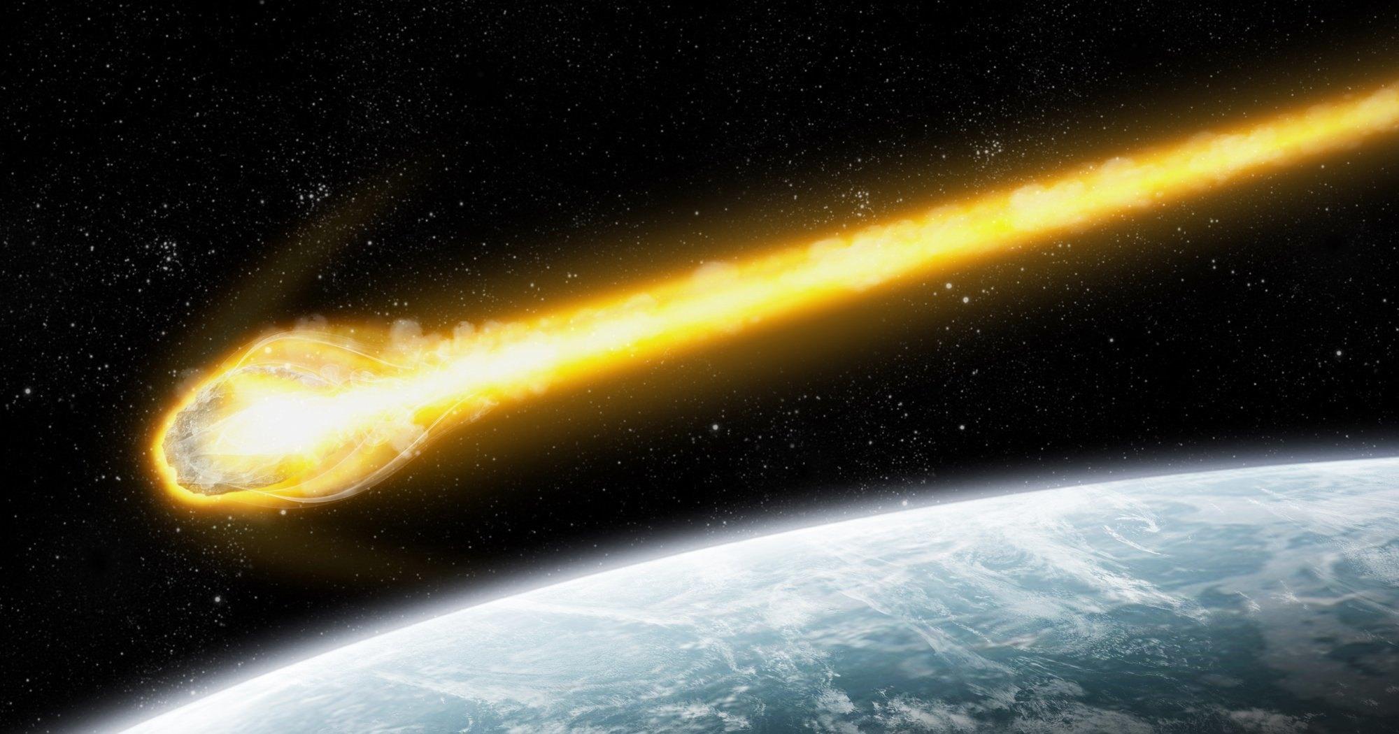 В декабре около Камчатки тайком взорвался метеор размером с машину