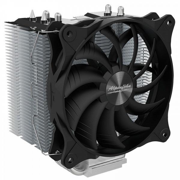 Alpenföhn Broken ECO Advanced — среднебюджетный производительный процессорный кулер