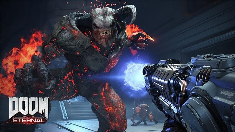 Doom: Eternal на экране смартфона. Игровой сервис Google Stadia запустят уже в этом году в США и Европе