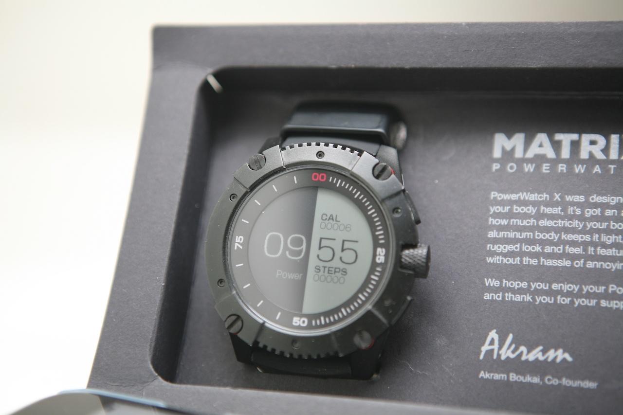 Matrix Powerwatch внутри и снаружи: что нового? - 2