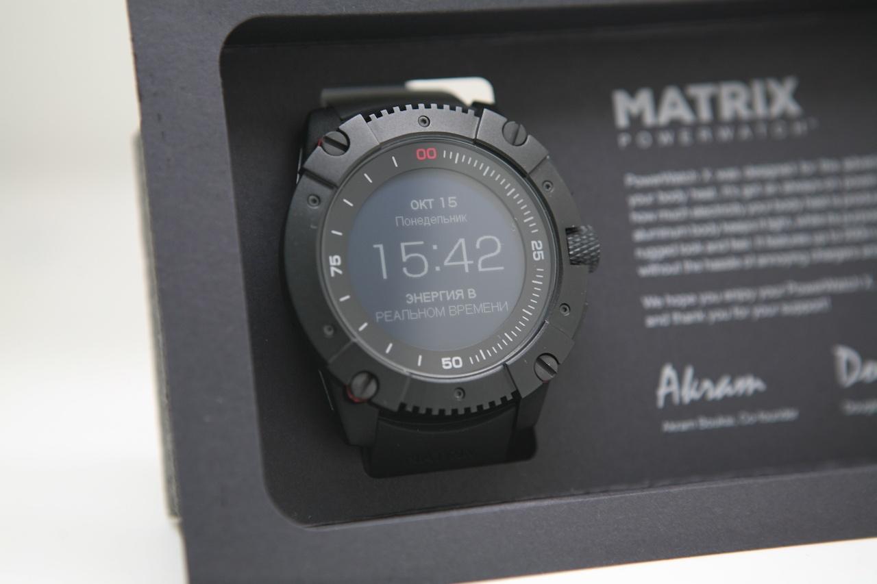 Matrix Powerwatch внутри и снаружи: что нового? - 4
