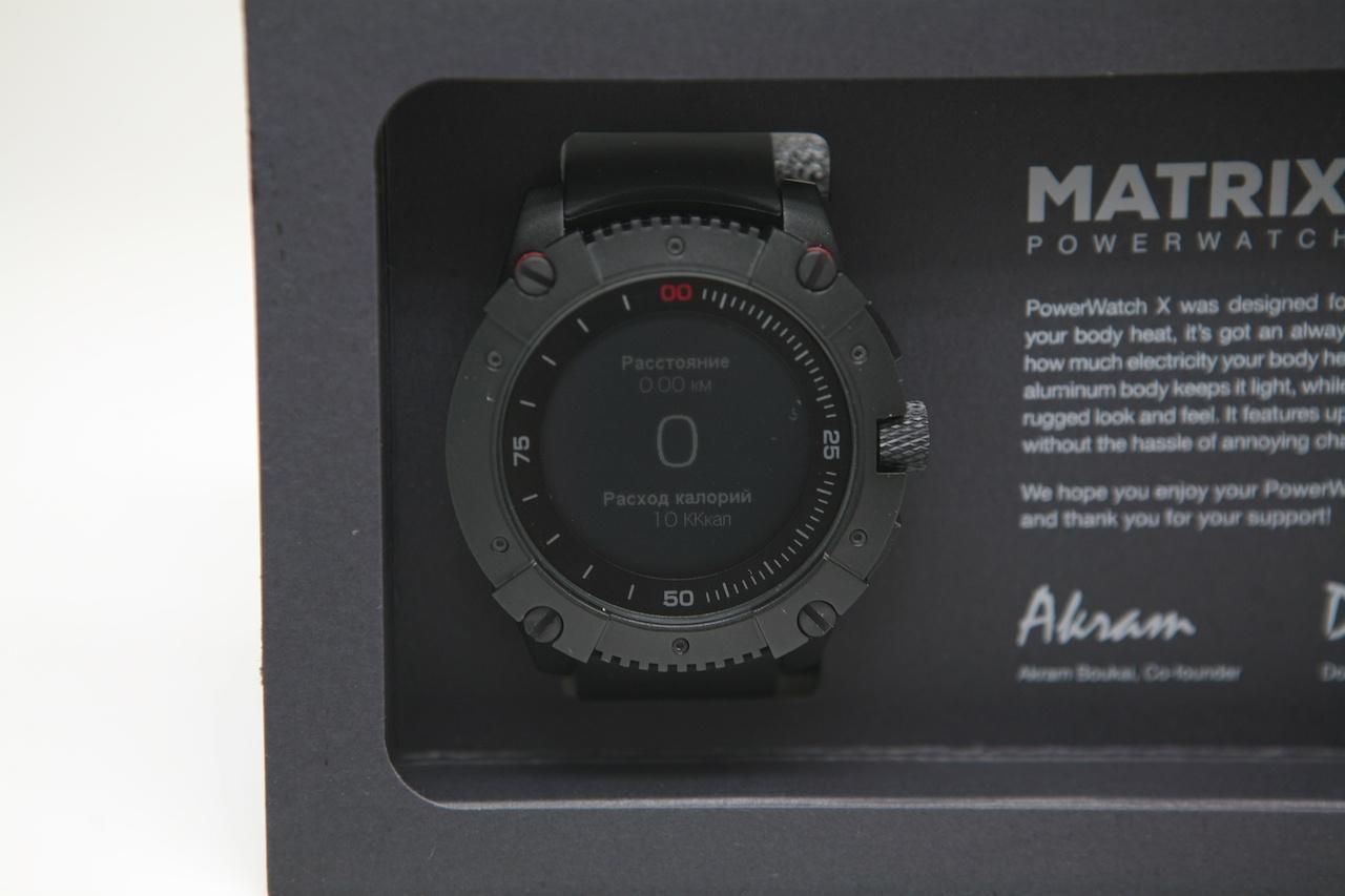 Matrix Powerwatch внутри и снаружи: что нового? - 5