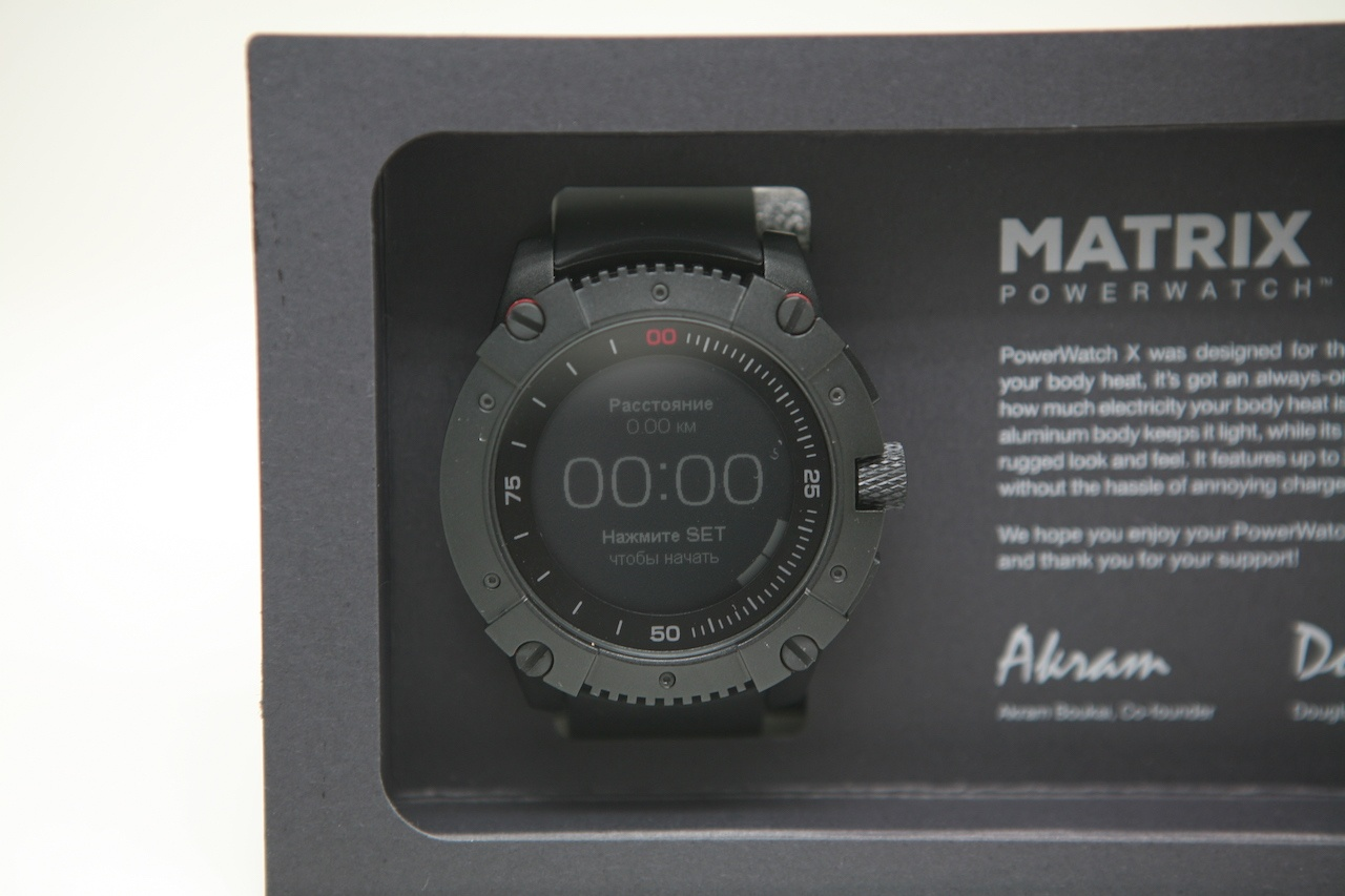 Matrix Powerwatch внутри и снаружи: что нового? - 6