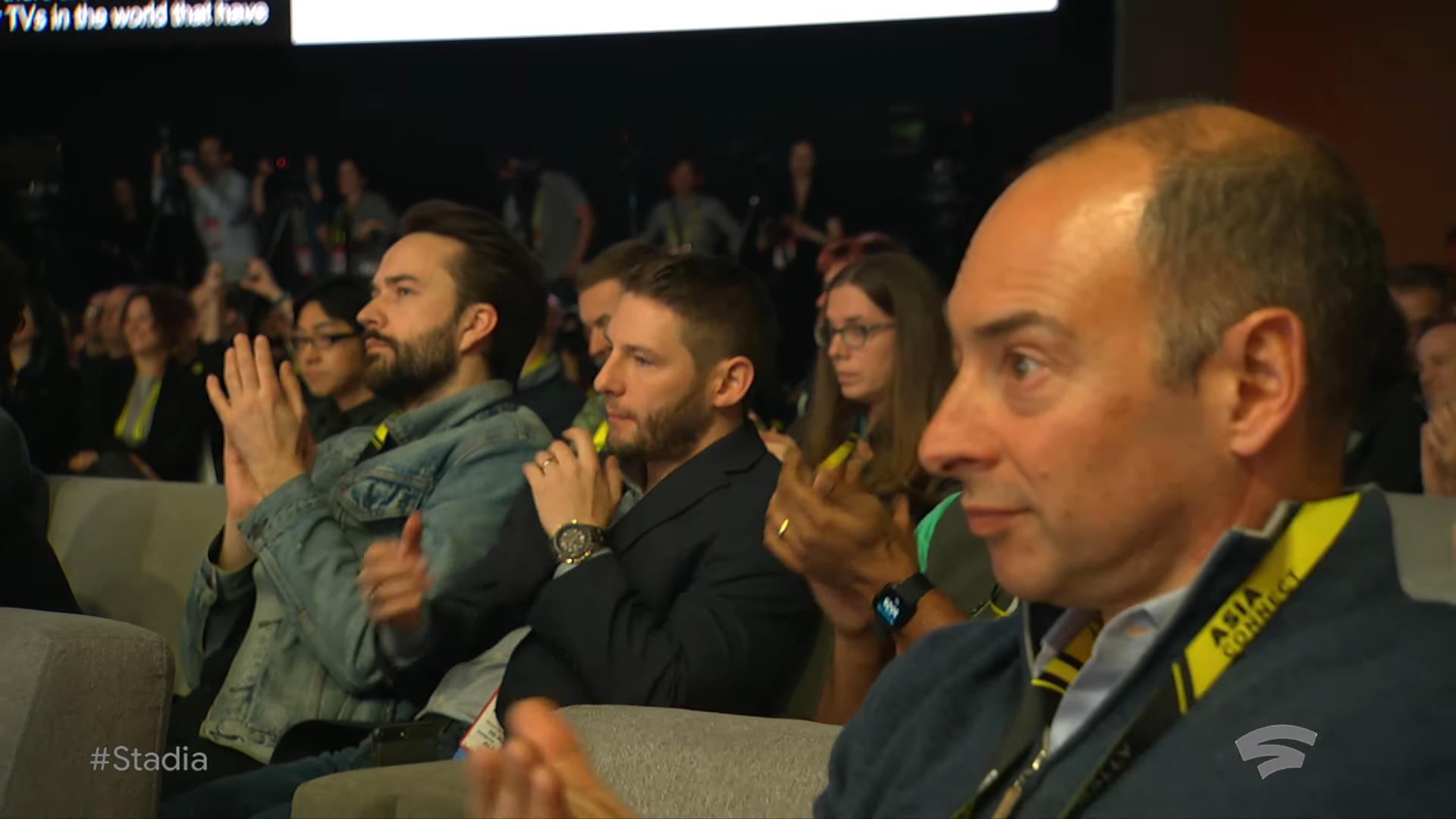 Извините, но все ваши базы принадлежат Google. Презентация Google на Game Development Conference 2019, проект Stadia - 17
