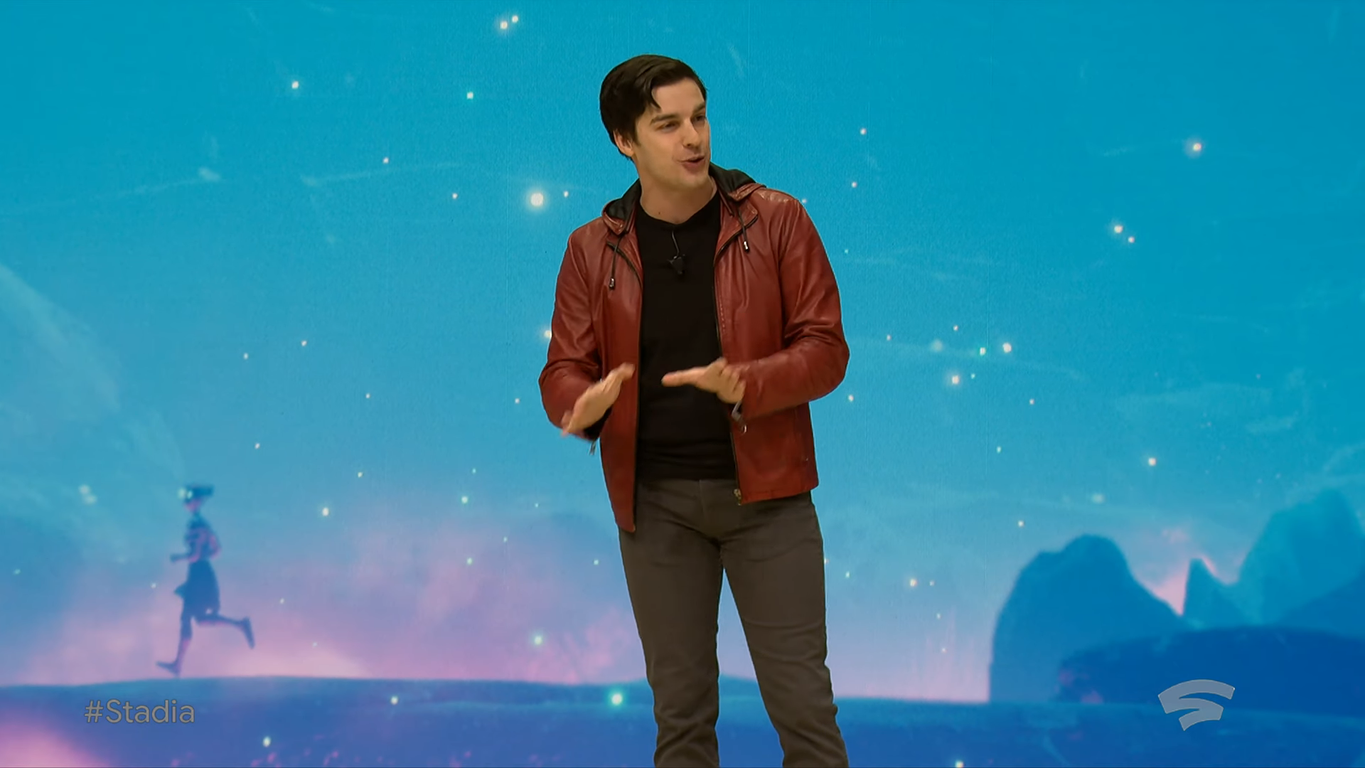 Извините, но все ваши базы принадлежат Google. Презентация Google на Game Development Conference 2019, проект Stadia - 32