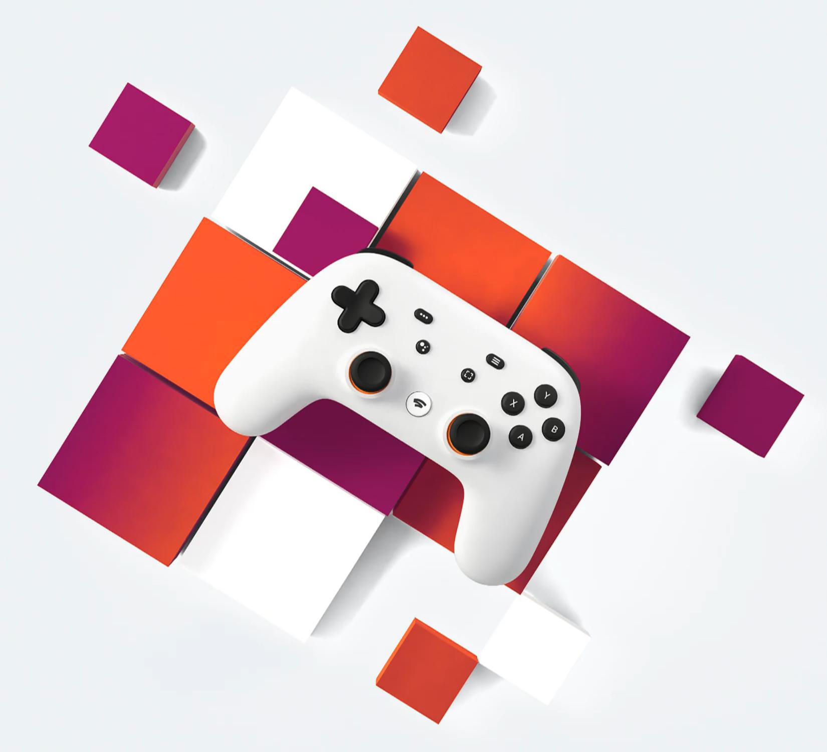 Извините, но все ваши базы принадлежат Google. Презентация Google на Game Development Conference 2019, проект Stadia - 34