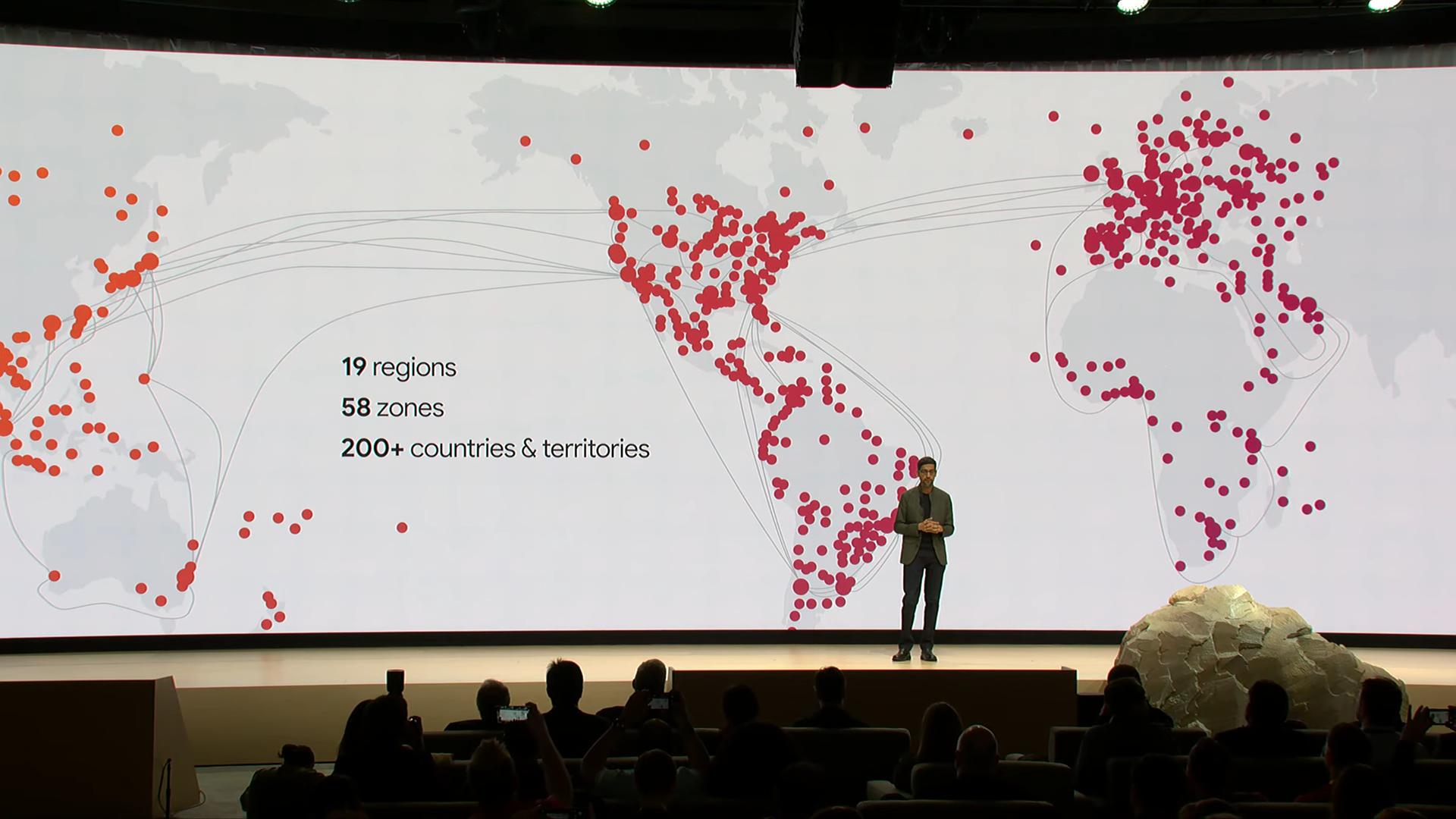 Извините, но все ваши базы принадлежат Google. Презентация Google на Game Development Conference 2019, проект Stadia - 5