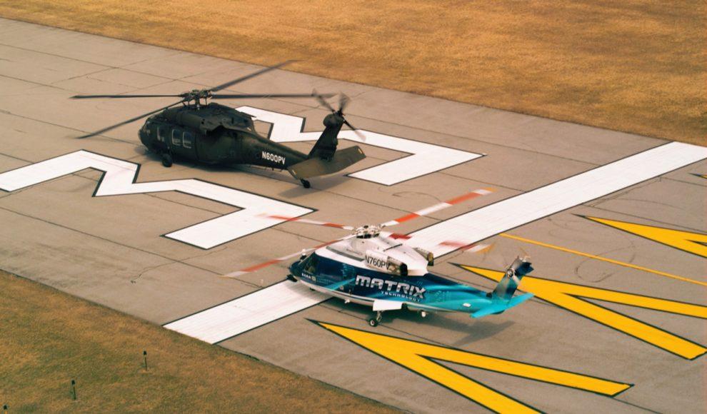 Компания Sikorsky провела демонстрацию беспилотного вертолёта с человеком на борту - 2
