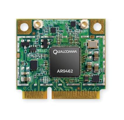 На что способен формат Mini PCI-e - 2