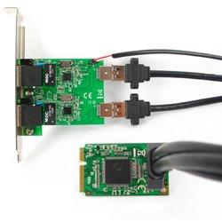 На что способен формат Mini PCI-e - 24