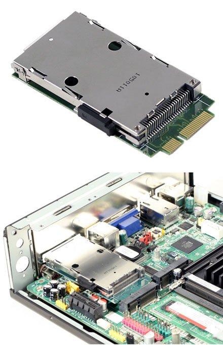 На что способен формат Mini PCI-e - 25