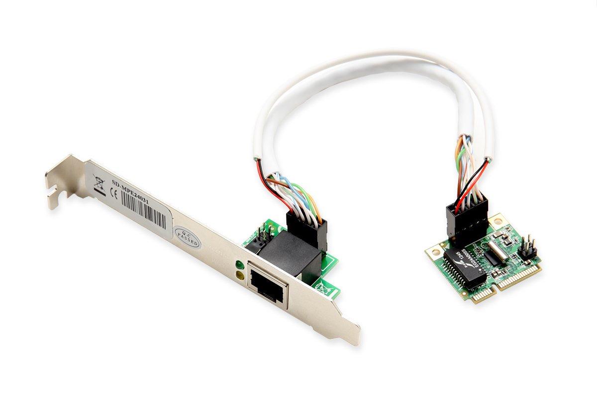 На что способен формат Mini PCI-e - 4