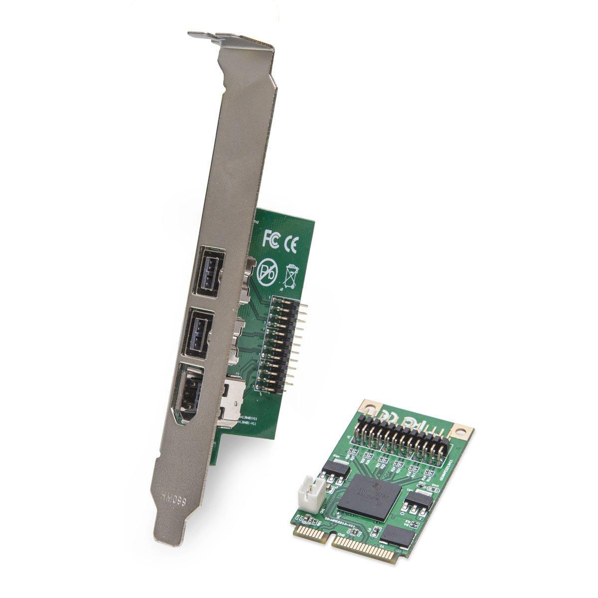 На что способен формат Mini PCI-e - 7