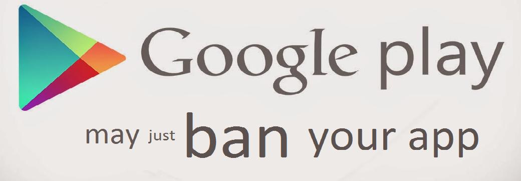 Несправедливость Google Play, как хороший жизненный опыт - 1
