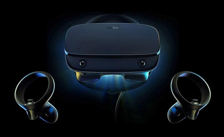 Представлена гарнитура Oculus Rift S: ЖК-экраны, меньшая кадровая частота, но более высокое разрешение