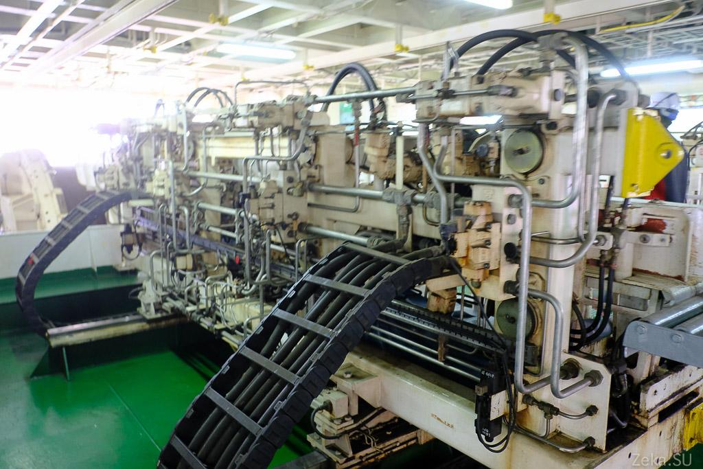 Строительство линии связи Сахалин – Курилы. Экскурсия на Segero — судно-кабелеукладчик - 10
