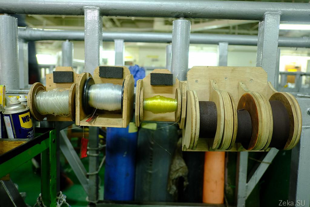 Строительство линии связи Сахалин – Курилы. Экскурсия на Segero — судно-кабелеукладчик - 35