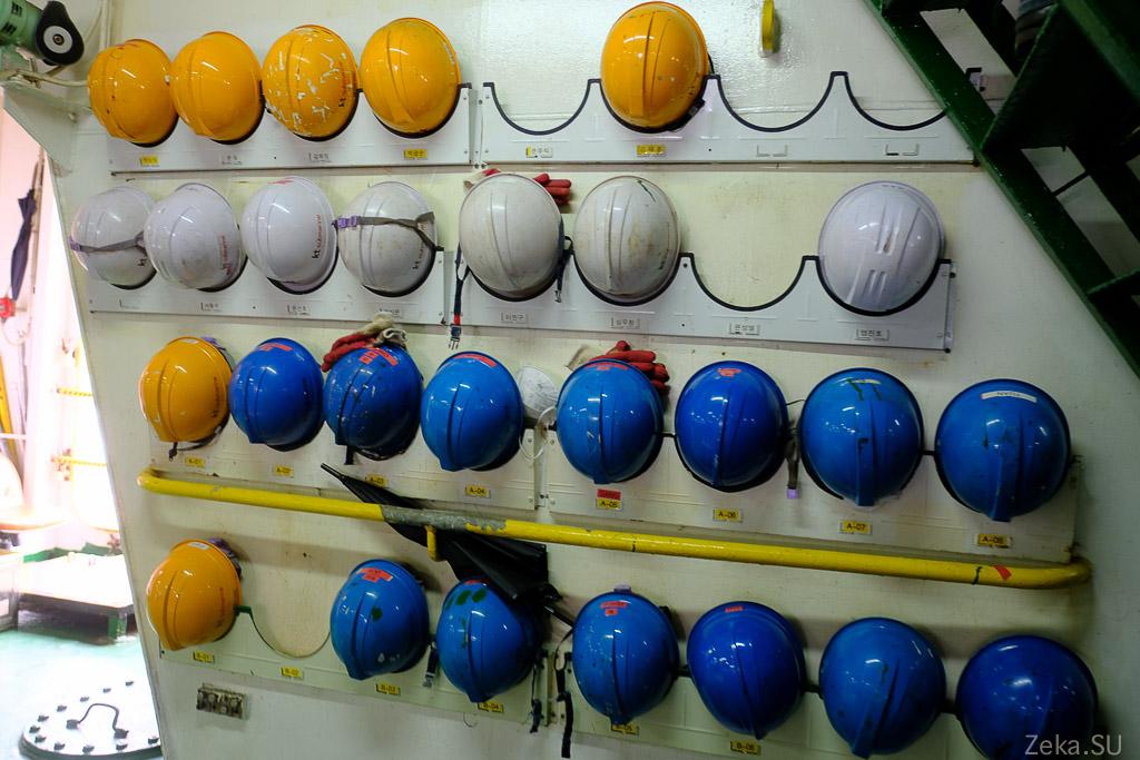 Строительство линии связи Сахалин – Курилы. Экскурсия на Segero — судно-кабелеукладчик - 6