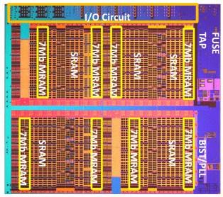 Intel готова начать производство памяти MRAM - 1