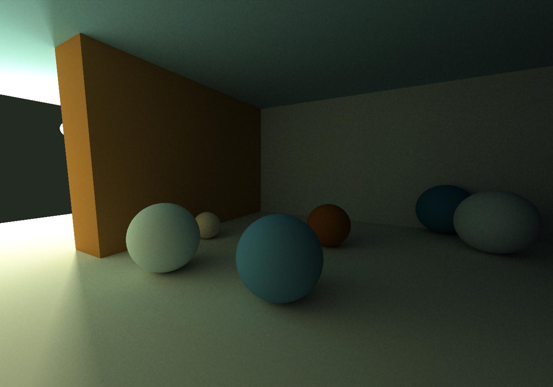 Wolfenstein 3D: трассировка лучей с помощью WebGL1 - 2