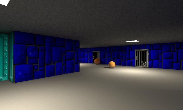 Wolfenstein 3D: трассировка лучей с помощью WebGL1 - 3