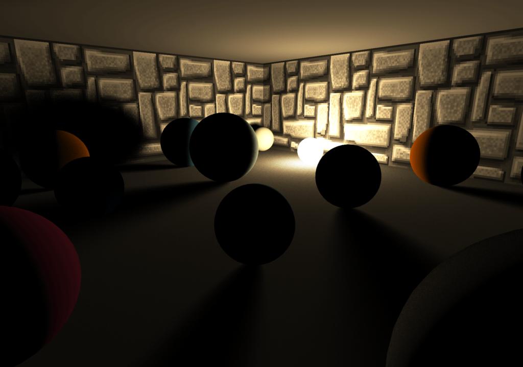 Wolfenstein 3D: трассировка лучей с помощью WebGL1 - 4