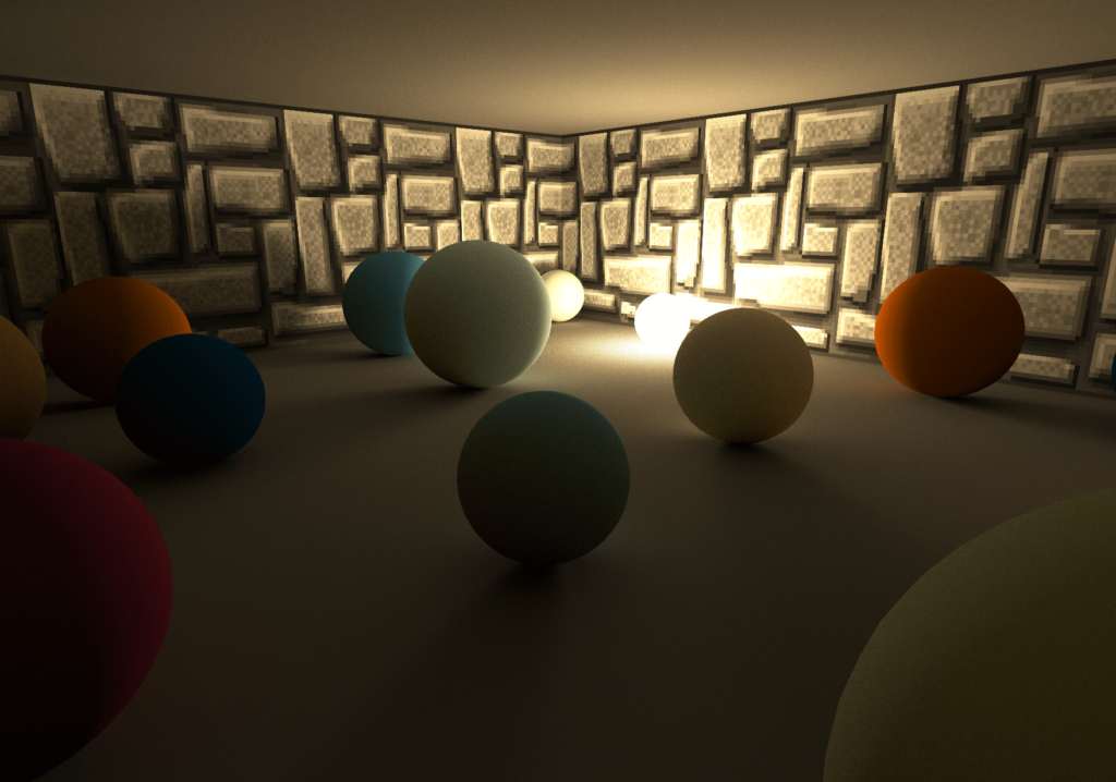 Wolfenstein 3D: трассировка лучей с помощью WebGL1 - 5
