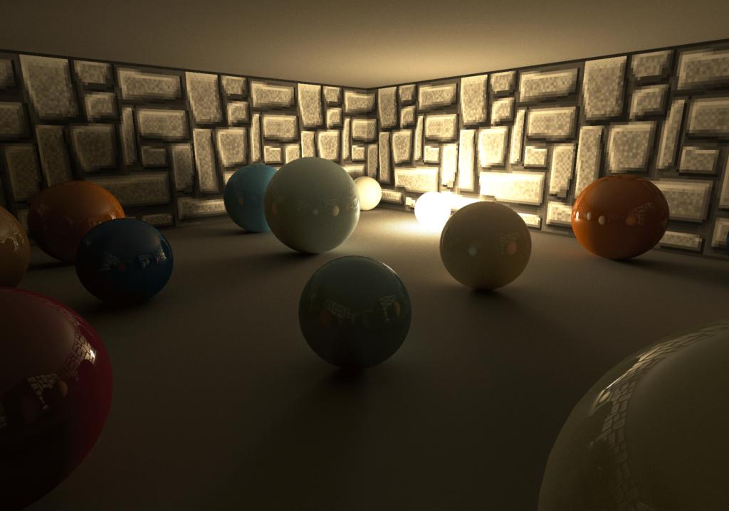 Wolfenstein 3D: трассировка лучей с помощью WebGL1 - 6