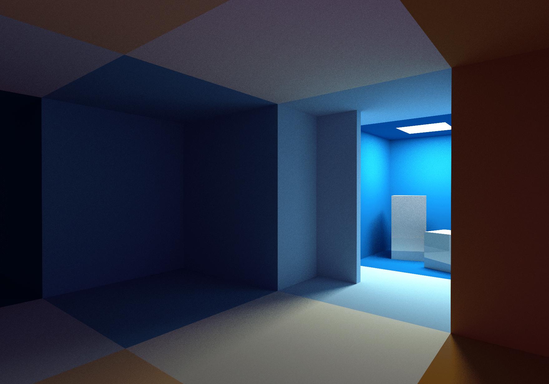 Wolfenstein 3D: трассировка лучей с помощью WebGL1 - 8