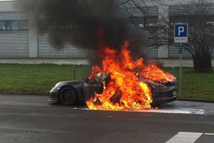 Электромобили в огне и принятие ванн - 5
