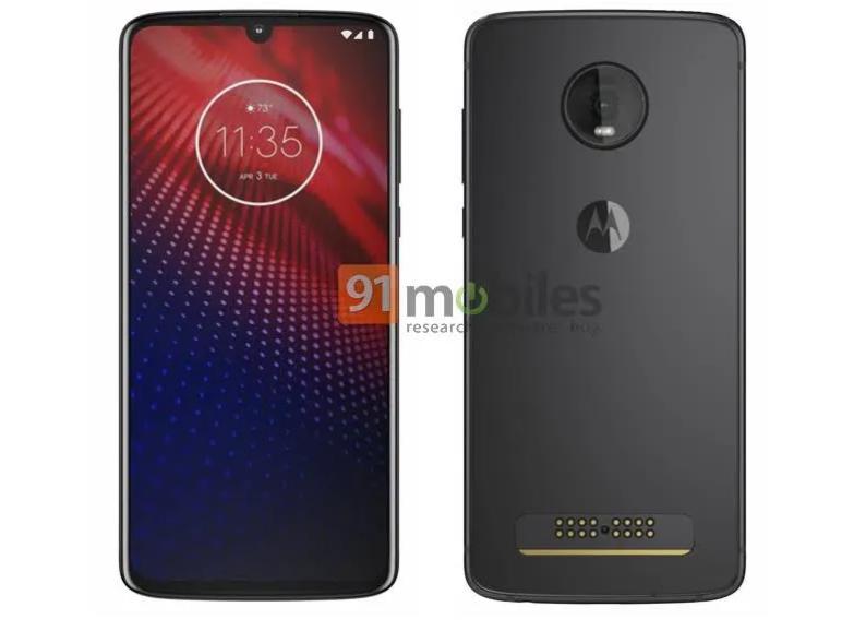 Как у Redmi Note 7 Pro: новый смартфон Motorola линейки Moto Z получит пока ещё редкую SoC Snapdragon 675