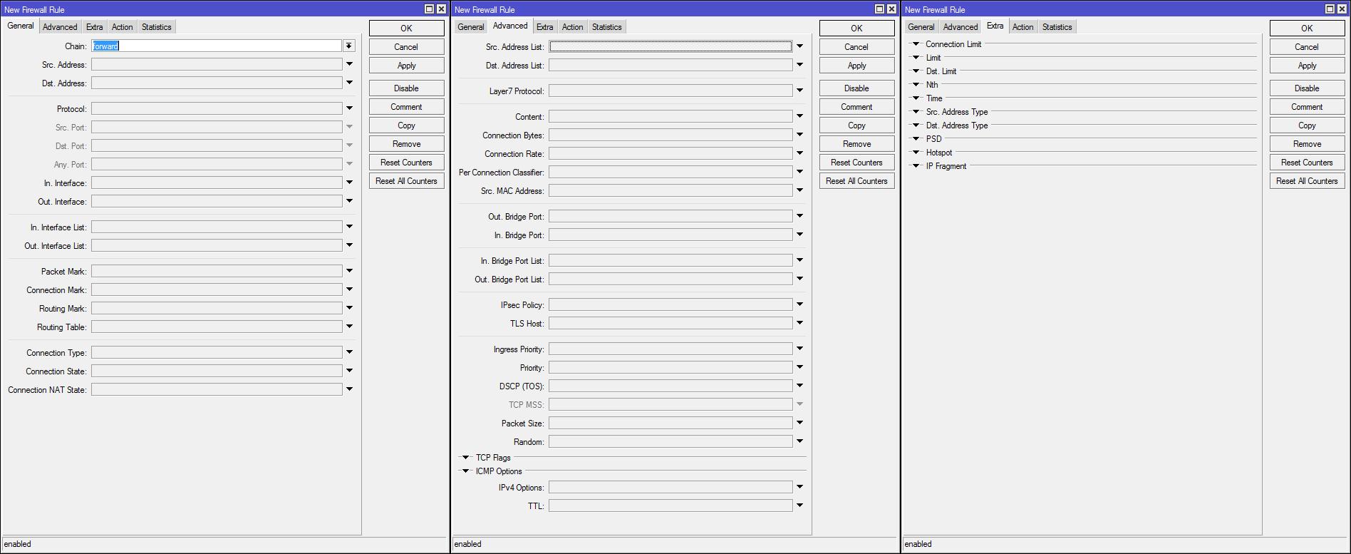 Основы статической маршрутизации в Mikrotik RouterOS - 29