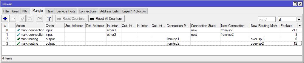 Основы статической маршрутизации в Mikrotik RouterOS - 35