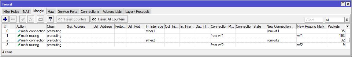 Основы статической маршрутизации в Mikrotik RouterOS - 59