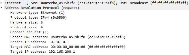 Основы статической маршрутизации в Mikrotik RouterOS - 8