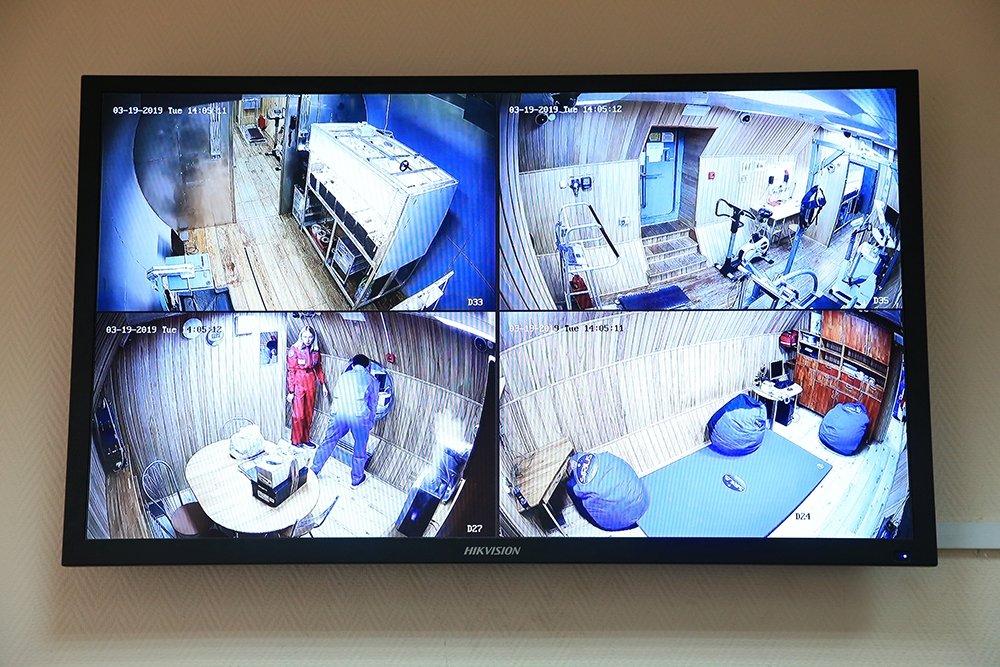Проект «SIRIUS-19» — четырехмесячная имитация экспедиции на Луну в наземном комплексе, в Москве - 16