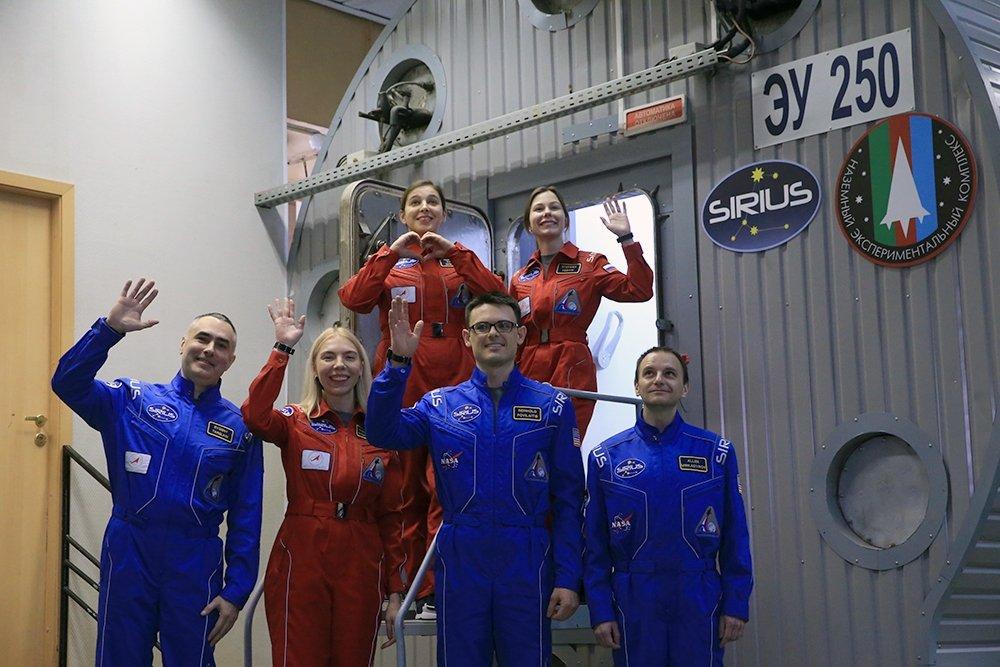 Проект «SIRIUS-19» — четырехмесячная имитация экспедиции на Луну в наземном комплексе, в Москве - 2