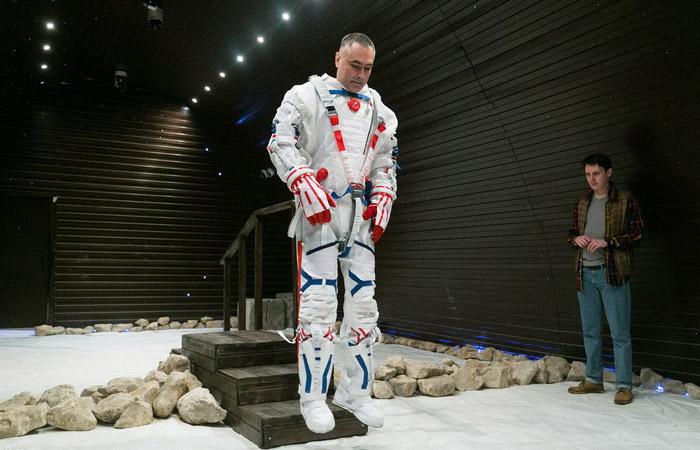 Проект «SIRIUS-19» — четырехмесячная имитация экспедиции на Луну в наземном комплексе, в Москве - 5