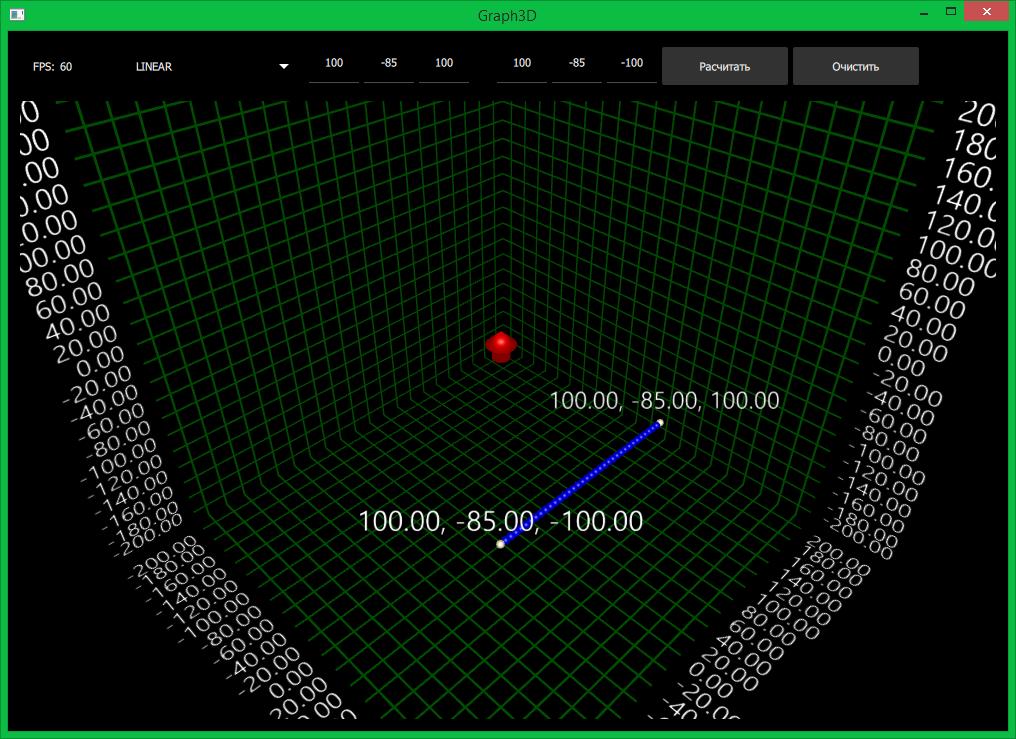 Разработка hexapod с нуля (часть 4) — математика траекторий и последовательности - 2