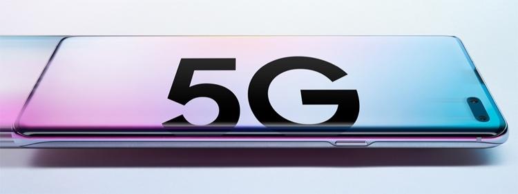Смартфон Samsung Galaxy S10 5G поступит в продажу 5 апреля