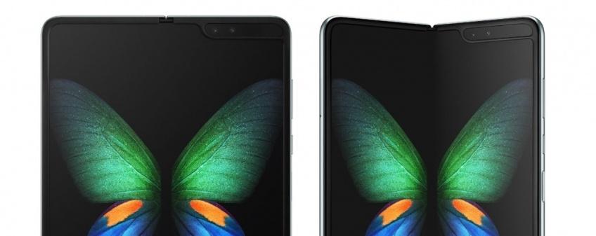 У телефона Samsung со сгибаемым экраном за $2000 на дисплее образуется складка - 1