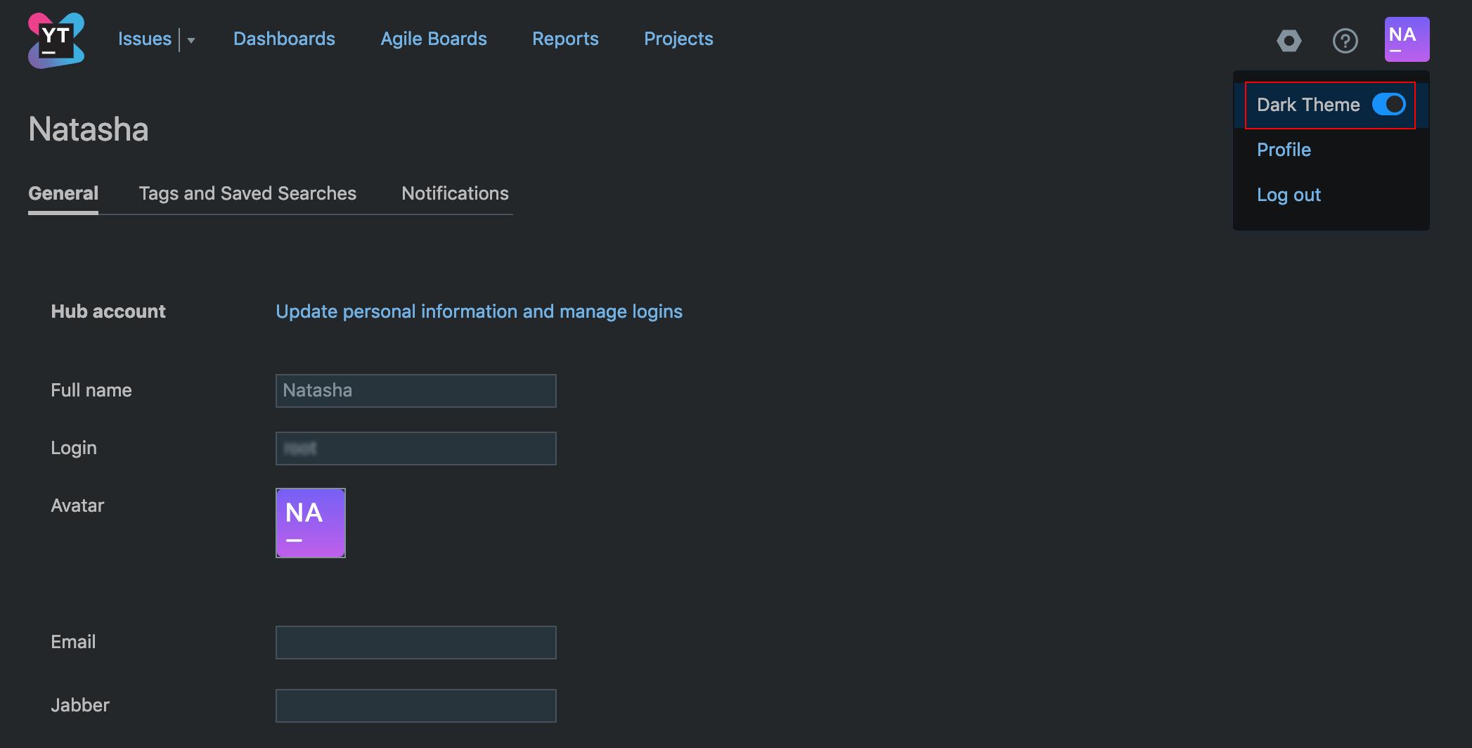 YouTrack 2019.1: избранные Agile-доски, настраиваемые поля для карточек на Agile-досках и многое другое - 6
