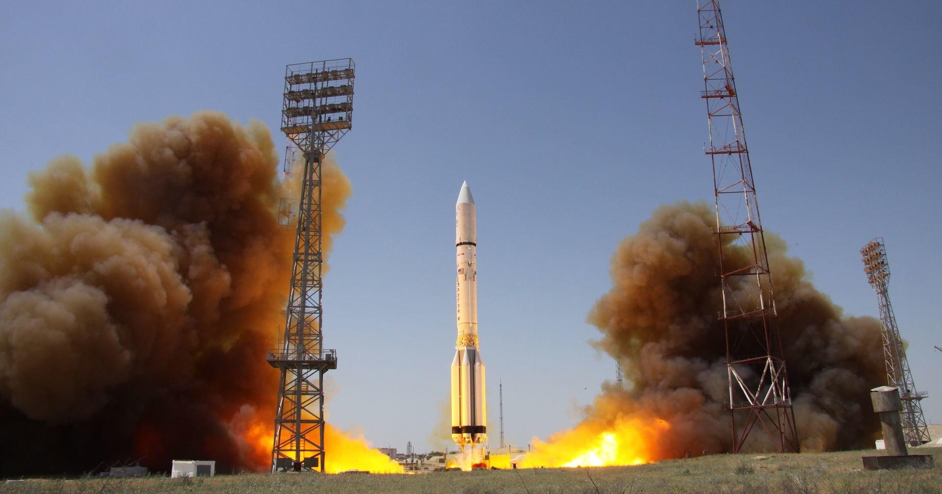 Советский космический тяжеловоз «Протон»: быть или не быть