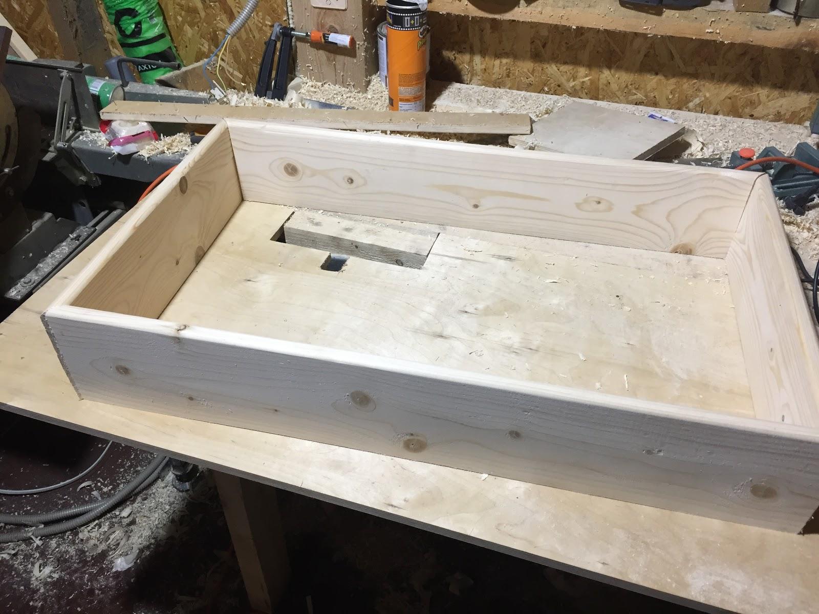 Столярная мастерская своими руками: ожидания и реальность - 15